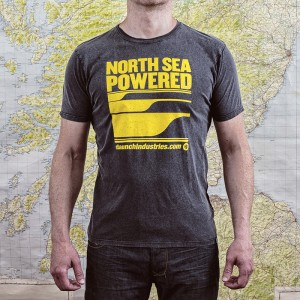 North Sea Powered Black & Yellow