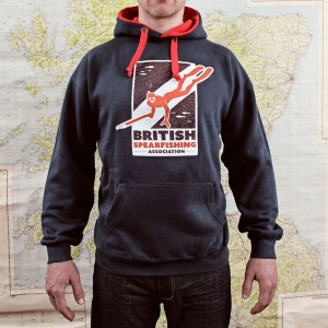 British Spearfishing Association Hood