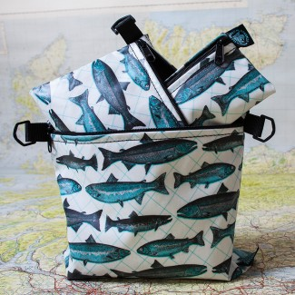 Salmon & Trout Stuff Pouches